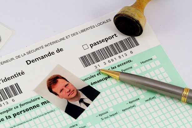 Documents pour passeport