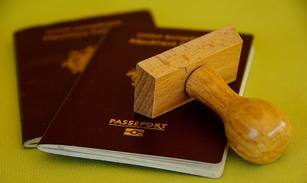 Timbre fiscal passeport
