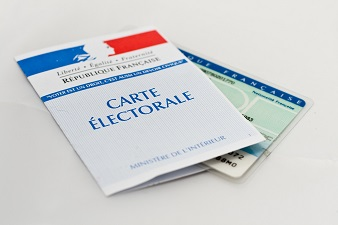 Inscription carte électorale